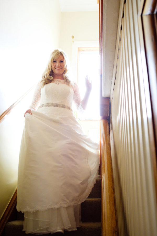 BESPOKE WEDDING DRESS - FORGET ME KNOT DESIGNS   MARTIN WILKINS PHOTOGRAPHY