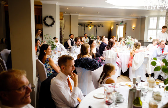 WEDDING GUESTS -SHABBY CHIC RECEPTION AT THE SPINNAKER BEMBRIDGE   FLOWERS - ALL SEASONS   DECOR - INSPIRED EVENTS   MARTIN WILKINS PHOTOGRAPHY   JAMMY & JELLY   BARS & EVENTS DJ
