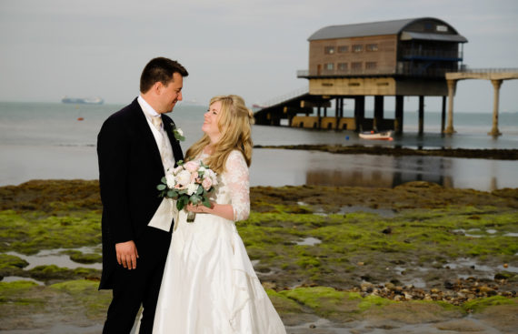 BEMBRIDGE LIFE BOAT STATION    MARTIN WILKINS PHOTOGRAPHY   FORGET ME KNOT  DESIGNS   OSBORN SUITING RYDE   ALL SEASON FLORIST