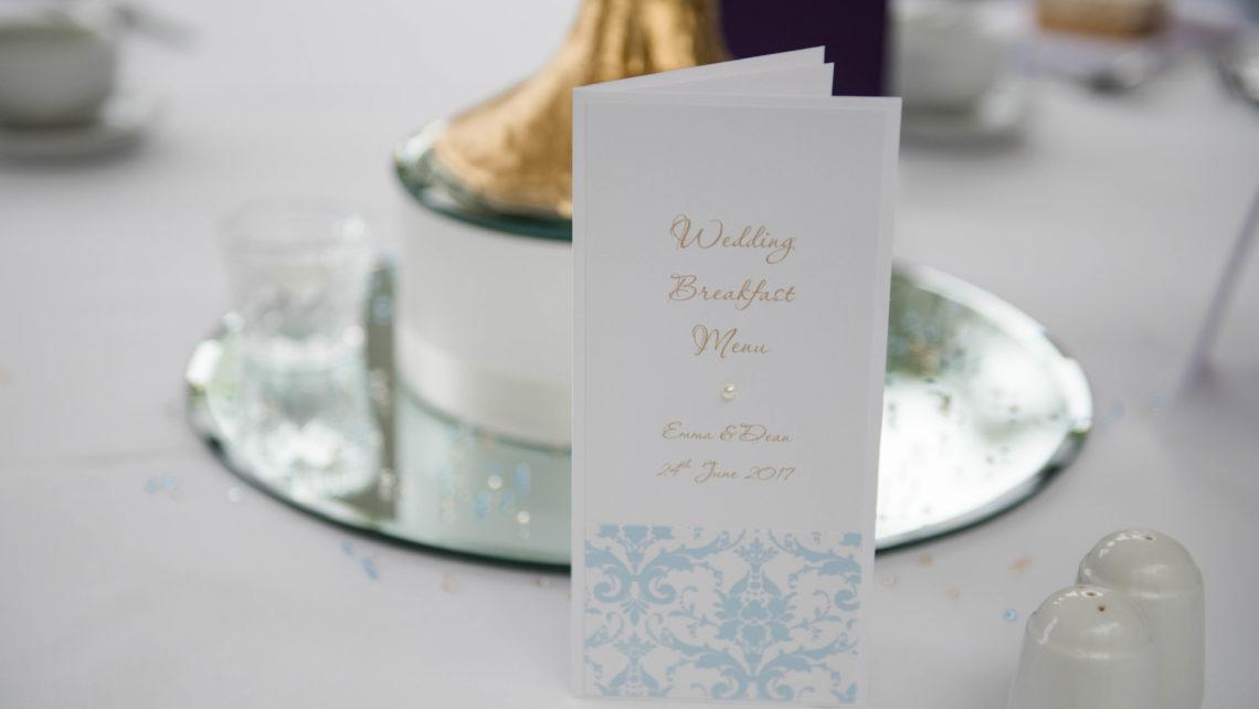 Emma & Dean Parkman Wedding Venue